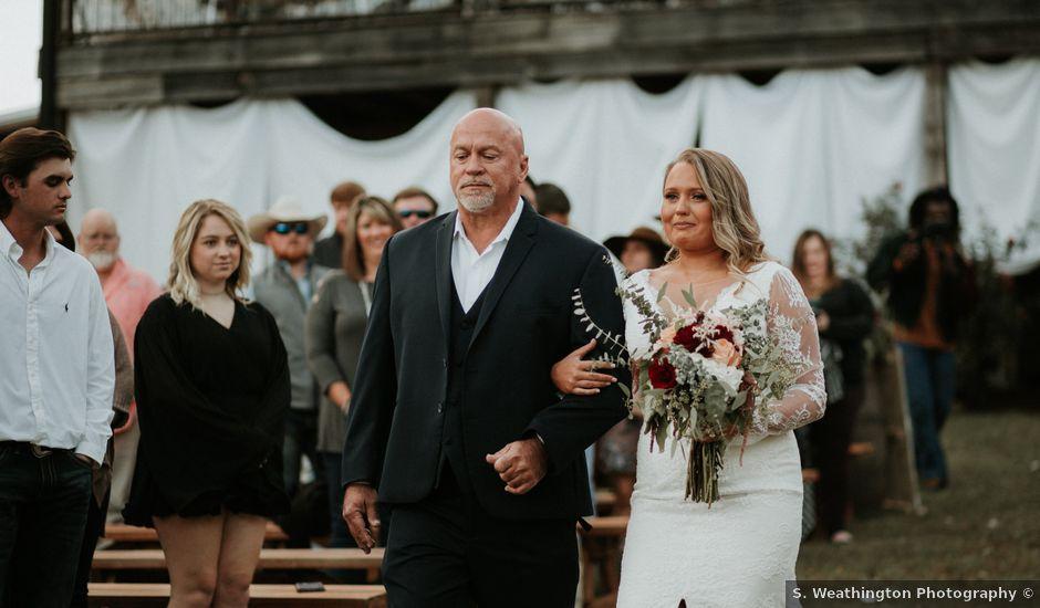Rob and Hannah's Wedding in Heflin, Alabama