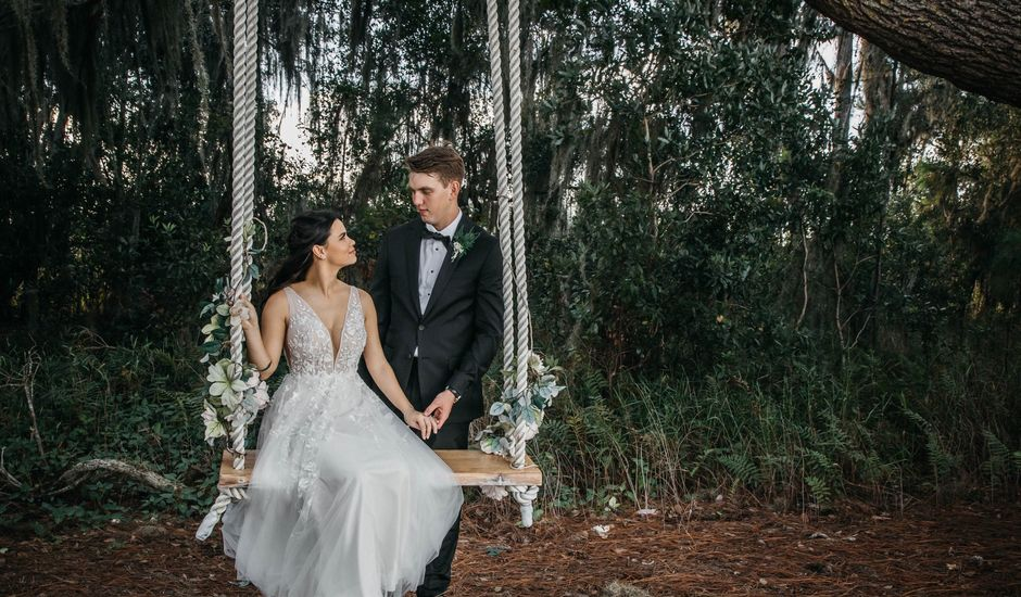 Ashten and Brittany's Wedding in Saint Cloud, Florida