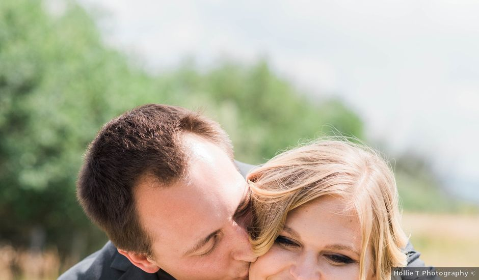 Anna and Kyle's Wedding in Steamboat Springs, Colorado