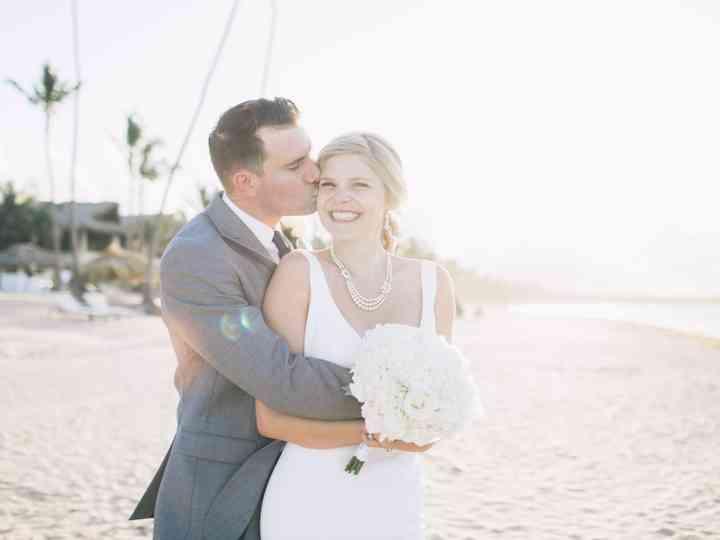 The wedding of Kristen and Jonathan