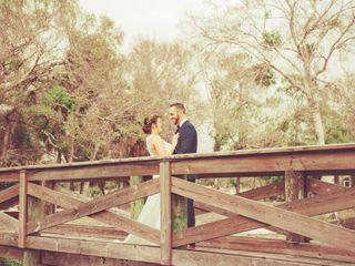 The wedding of Jennifer and Nicholas 1