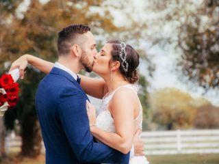 Nicholas and Jennifer's Wedding in Vero Beach, Florida 3
