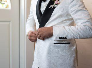 Nichelle and Curtis's Wedding in Tybee Island, Georgia 3