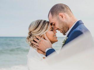 The wedding of Brooke and Tyler