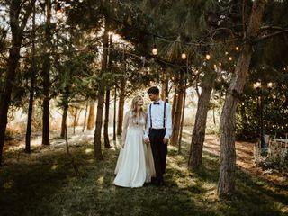 The wedding of Kassandra and Alex