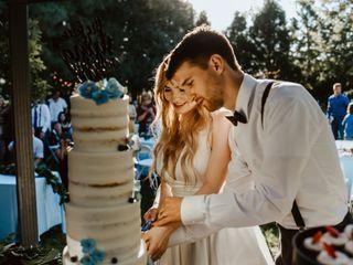 The wedding of Kassandra and Alex 1