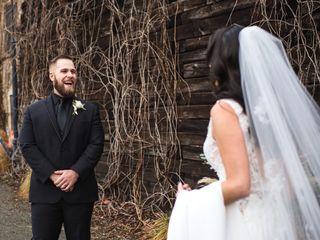 The wedding of Nicole and Brandon 2