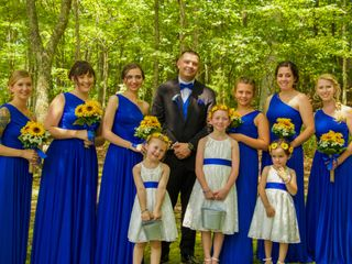 The wedding of Nichole and Cole 1