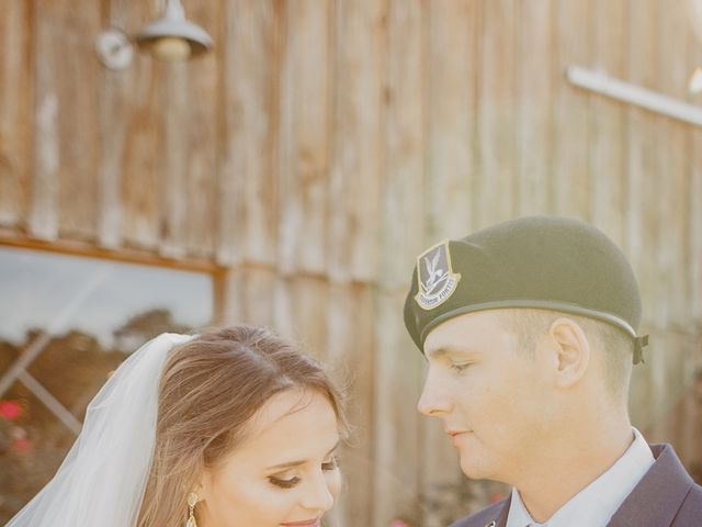 Josh and Carley's Wedding in Independence, Louisiana 1
