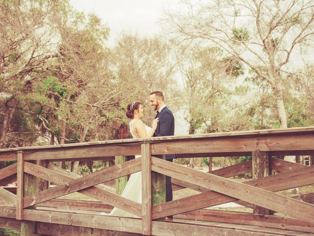 Nicholas and Jennifer's Wedding in Vero Beach, Florida 1