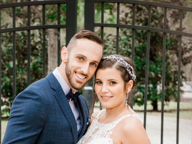 Nicholas and Jennifer's Wedding in Vero Beach, Florida 2