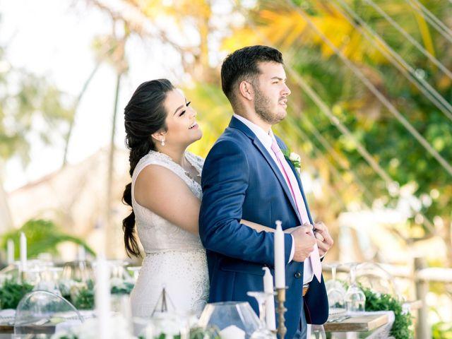 The wedding of Sophia and Bobby