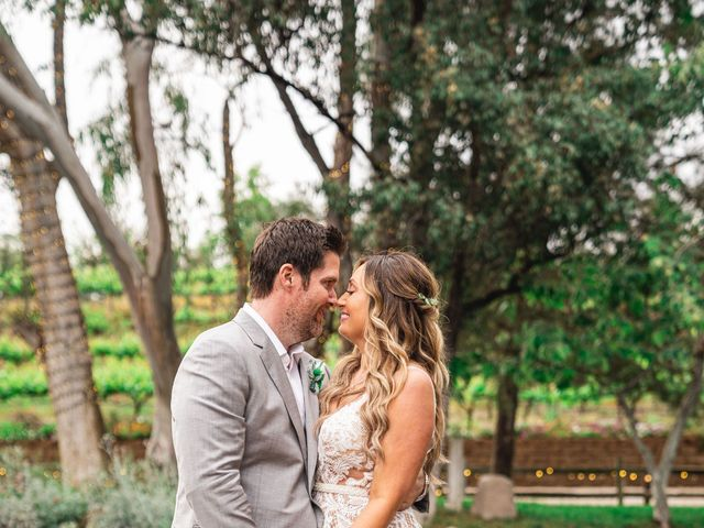 Tyson and Christy's Wedding in Temecula, California 8