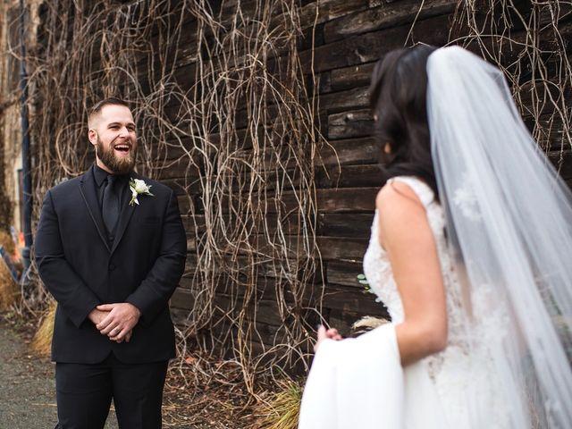 Brandon and Nicole's Wedding in Philadelphia, Pennsylvania 3
