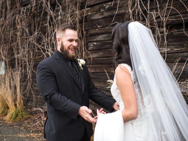 Brandon and Nicole's Wedding in Philadelphia, Pennsylvania 2