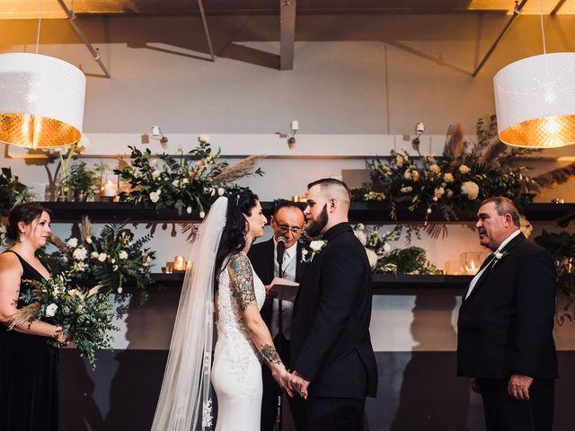 Brandon and Nicole's Wedding in Philadelphia, Pennsylvania 8