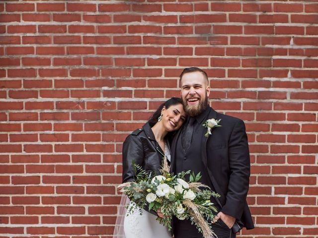 Brandon and Nicole's Wedding in Philadelphia, Pennsylvania 15