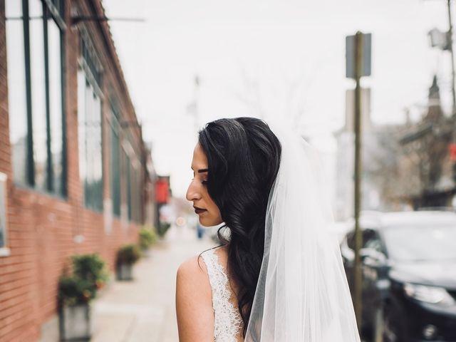 Brandon and Nicole's Wedding in Philadelphia, Pennsylvania 16