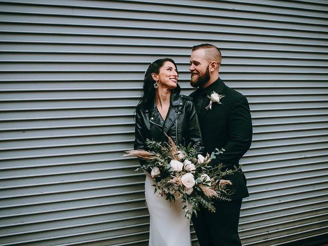 Brandon and Nicole's Wedding in Philadelphia, Pennsylvania 17
