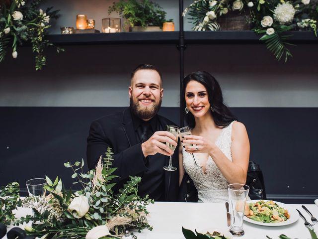 Brandon and Nicole's Wedding in Philadelphia, Pennsylvania 18