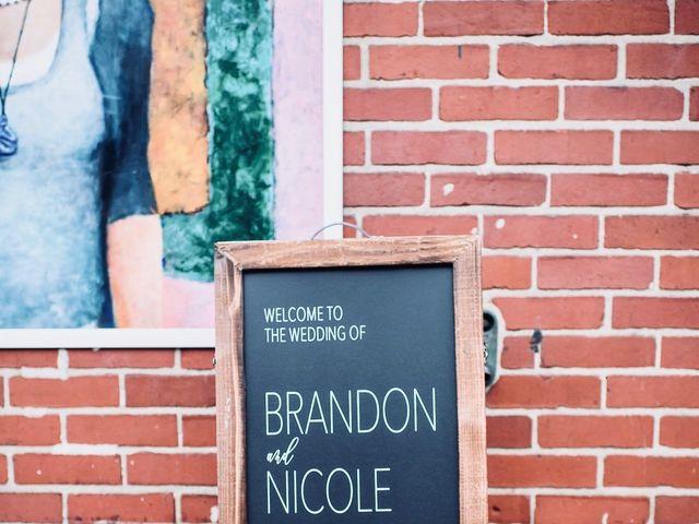 Brandon and Nicole's Wedding in Philadelphia, Pennsylvania 19