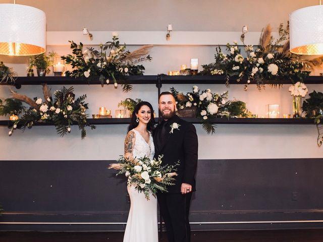 Brandon and Nicole's Wedding in Philadelphia, Pennsylvania 22