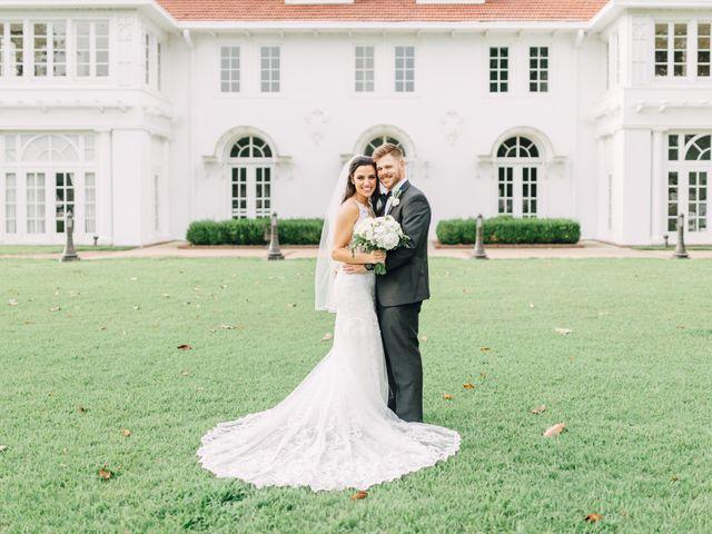 The wedding of Kelli  and Haze
