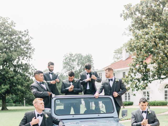 Haze  and Kelli 's Wedding in Clarksdale, Mississippi 17