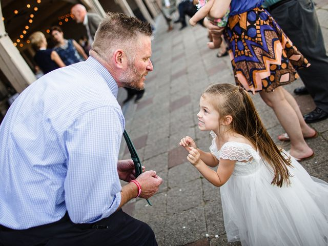 Conner and Casey's Wedding in Buffalo, New York 3