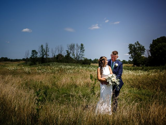 Conner and Casey's Wedding in Buffalo, New York 47