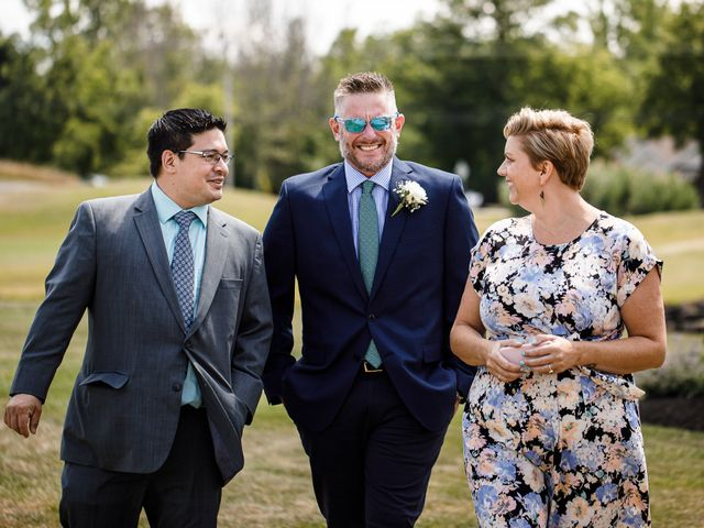 Conner and Casey's Wedding in Buffalo, New York 77