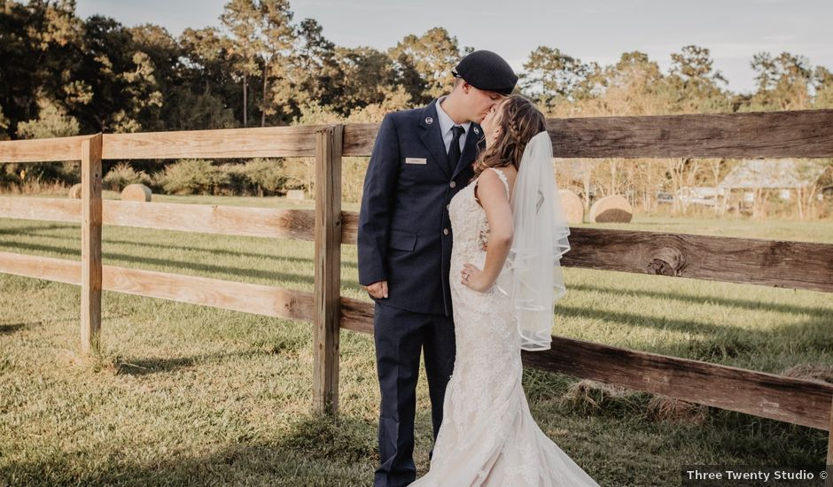 Josh and Carley's Wedding in Independence, Louisiana