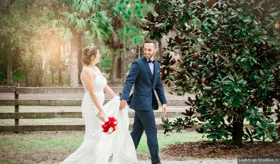 Nicholas and Jennifer's Wedding in Vero Beach, Florida