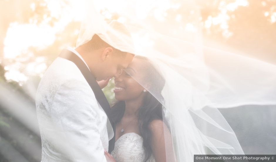 Nichelle and Curtis's Wedding in Tybee Island, Georgia