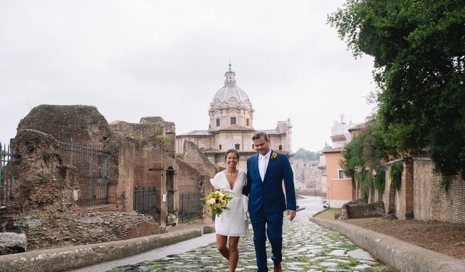 Timothy and Courtney's Wedding in Rome, Italy