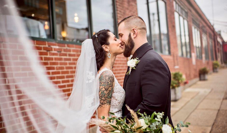 Brandon and Nicole's Wedding in Philadelphia, Pennsylvania