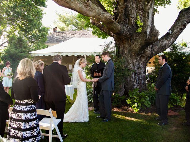 Katy and Steve's Wedding in Avondale, Pennsylvania 9