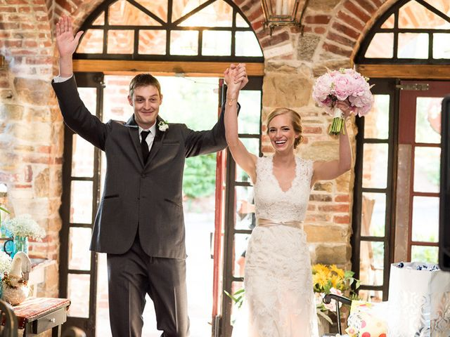 Katy and Steve's Wedding in Avondale, Pennsylvania 13