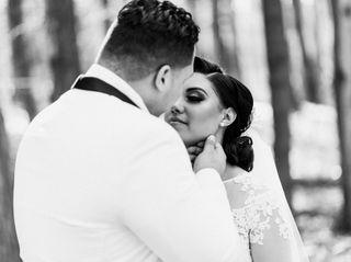 The wedding of Kerisbel  and Alejandro