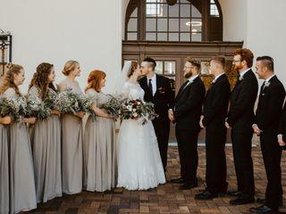 The wedding of Michaela and Sam 2