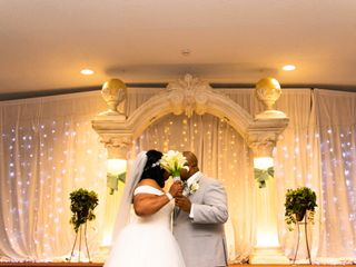 The wedding of Nichole and Kenneth