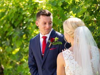 The wedding of Katie and Matt 2