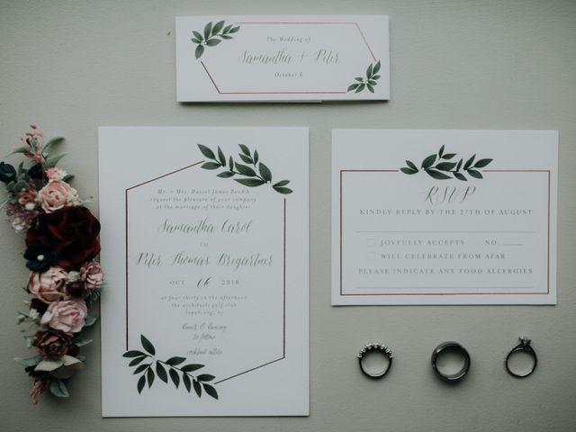 Peter and Samantha's Wedding in Phillipsburg, New Jersey 8