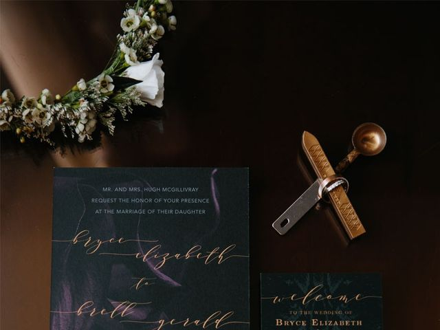 Brett and Bryce's Wedding in Providence, Rhode Island 4