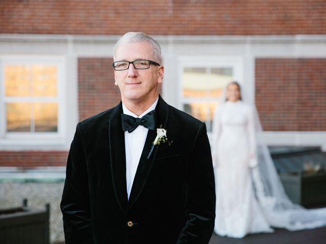 Brett and Bryce's Wedding in Providence, Rhode Island 3