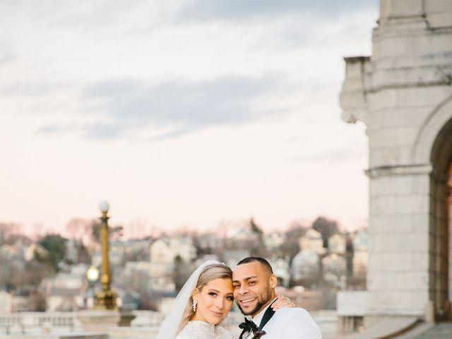 Brett and Bryce's Wedding in Providence, Rhode Island 9