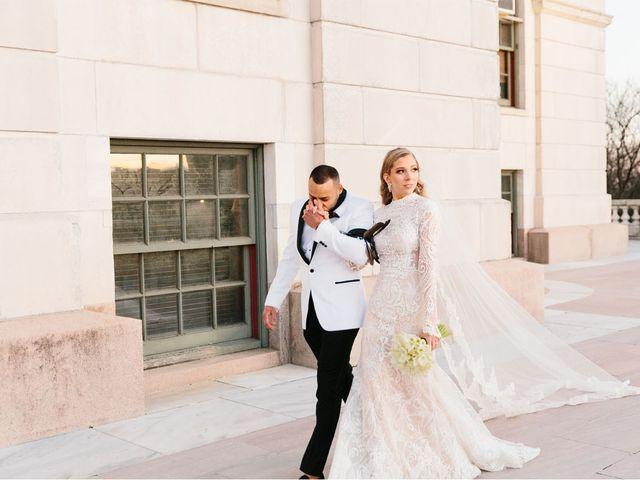 Brett and Bryce's Wedding in Providence, Rhode Island 11
