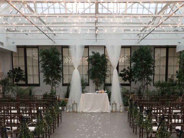 Ashley and John's Wedding in Indianapolis, Indiana 7