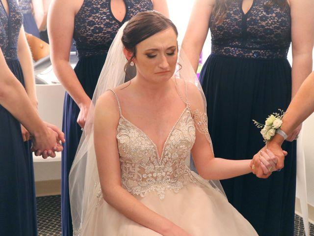 Ashley and John's Wedding in Indianapolis, Indiana 9