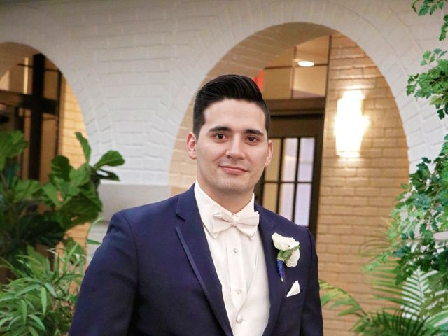 Ashley and John's Wedding in Indianapolis, Indiana 12